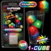 Rainbow Lited Ice Cube Retail Pack