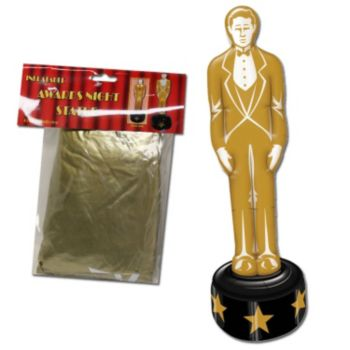 Inflatable Award Statue Prop