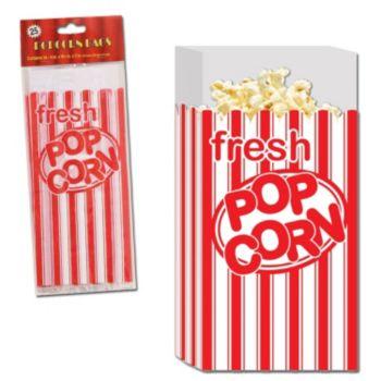 Popcorn Plastic  Favor Bags
