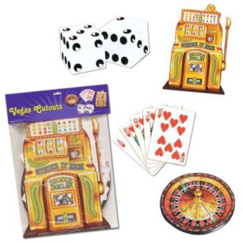 Casino Cutouts