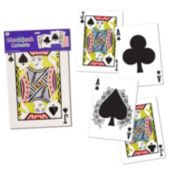 Blackjack Cutouts-4 Pack