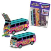 60's Bus Centerpiece-9 3/4""