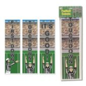 Football Touchdown Cutouts-3 Pack