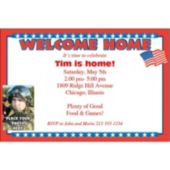 Welcome Home Personalized Invitations