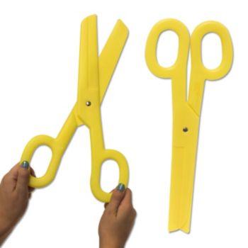 Giant Plastic Scissors