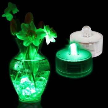 Green Waterproof LED Aqua Beam Lights