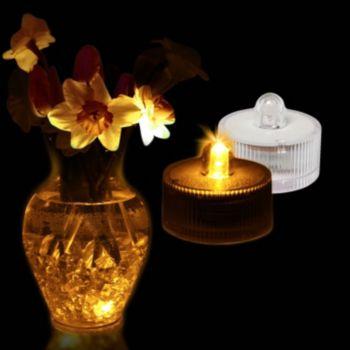 Yellow Waterproof LED Aqua Beam Lights