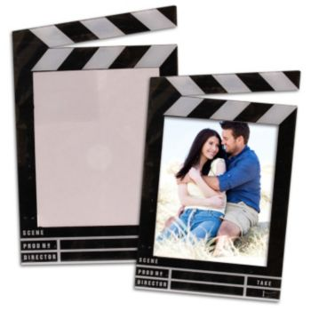 "Clapboard Style  5""x 7"" Photo Frame"