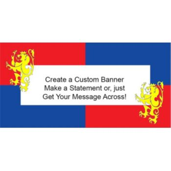 Medieval Times Custom Banner