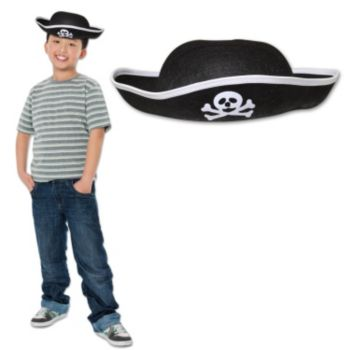 Pirate Child Hat