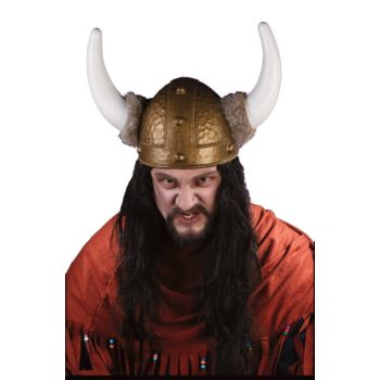 Viking Helmet - Brown