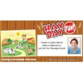 Vbs Hay Day Fun Custom Photo Banner