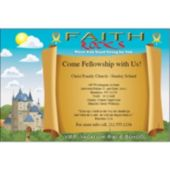 Vbs Kingdom Rocks Personalized Invitations