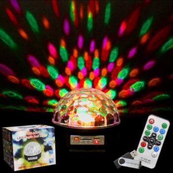 Magic Light Up  Disco Ball