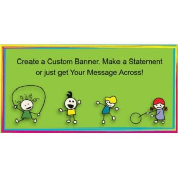 School Yard Fun Custom Banner