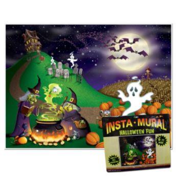 Halloween Fun  6' Scene Setter