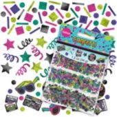 Awesome 80's Confetti