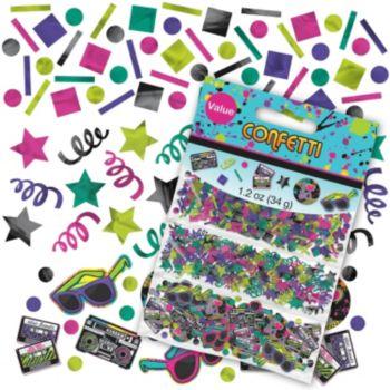Awesome 80's Confetti