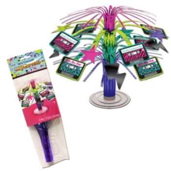 Awesome 80's  Cascade Centerpiece