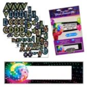 Disco Fever Giant Banner Kit