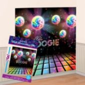 Disco Fever Wall Decorating Kit