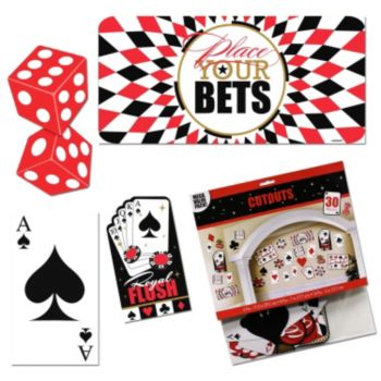 Lucky Casino  Cutout Value Pack