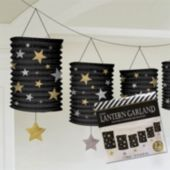 Hollywood Paper Lantern Garland