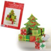 Christmas Tree Favor Box Centerpiece-12""