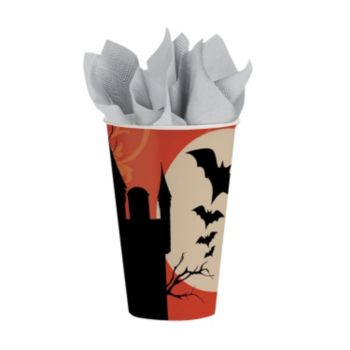 Frightful Night  9oz Cups