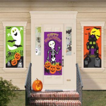 Happy Halloween  Scene Setter Kit
