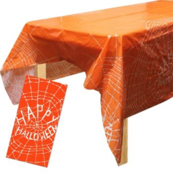 Spooky Fun  Plastic Table Cover