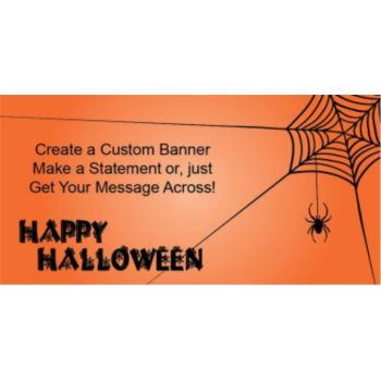 Spooky Fun Custom Banner