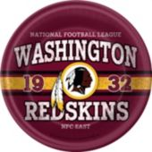 "Washington Redskins 9"" Plates - 8 Pack"