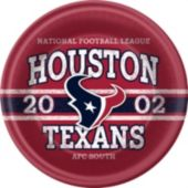 "Houston Texans 9"" Plates - 8 Pack"
