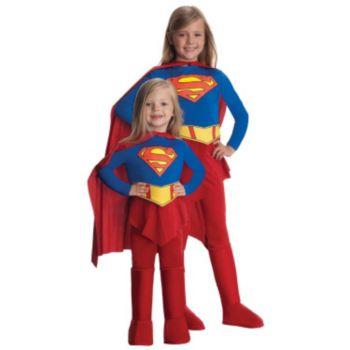 DC Comics Supergirl Toddler  Child Costume