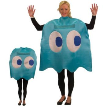 Pac-Man Inky Deluxe Adult Costume