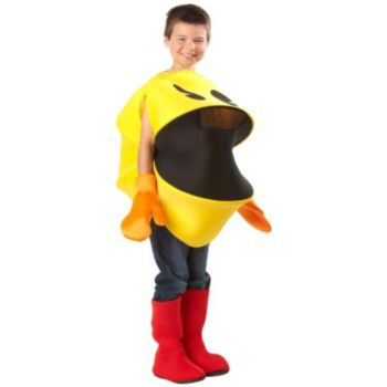Pac-Man Deluxe Child Costume