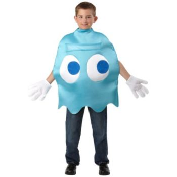 Pac-Man Inky Deluxe Child Costume