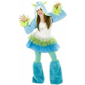 Grrr Monster Tween Costume