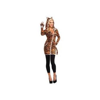 Urban Tiger Adult Costume
