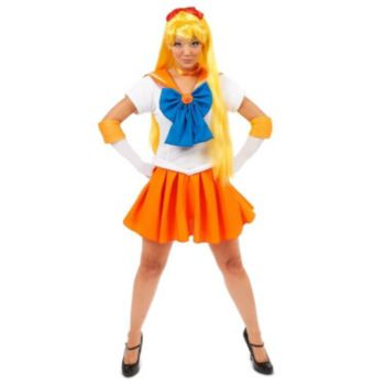Sailor Moon Sailor Venus Teen Costume