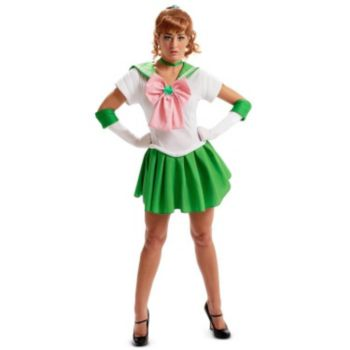 Sailor Moon Sailor Jupiter Teen Costume