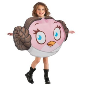 Rovio Angry Birds Princess Leia Child Costume