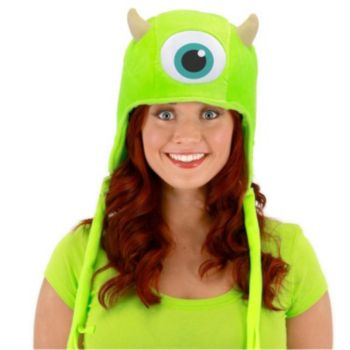 Monsters University Mike Deluxe Adult Hoodie