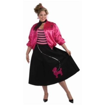 Poodle Skirt Set