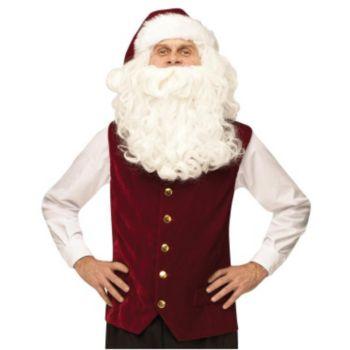 Santa Vest and Hat