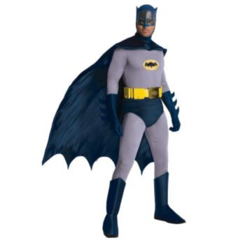 Batman Classic 1966 Series Grand Heritage Batman Adult Costume