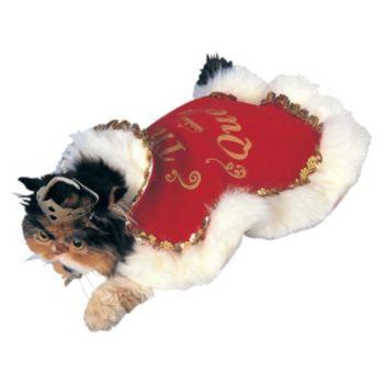 Queen Pet Costume