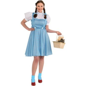 Wizard of Oz Dorothy Adult Plus Size Costume