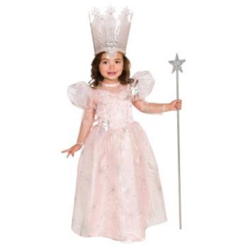 Wizard of Oz - Glinda The Good Witch Deluxe Toddler Costume
